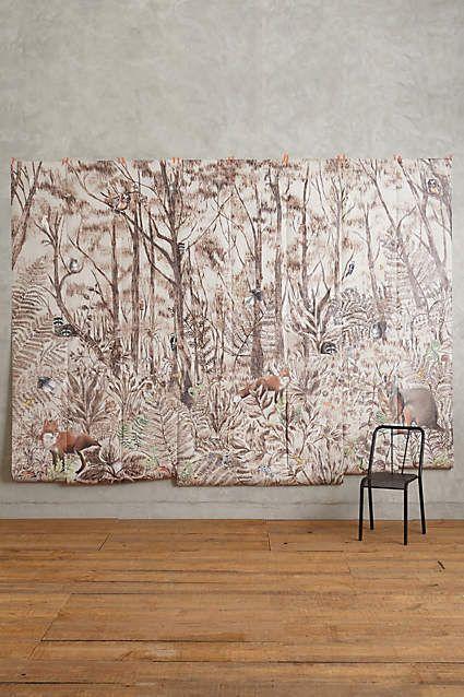 Tree Whisper Mural - anthropologie.com