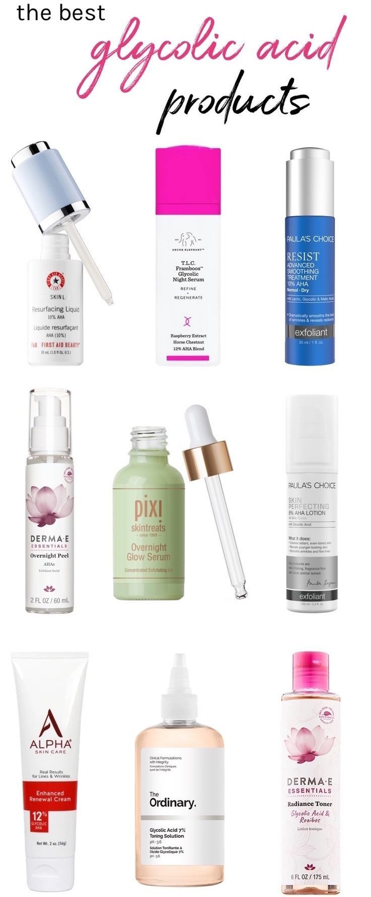 Pin On Skincare Must Have Products