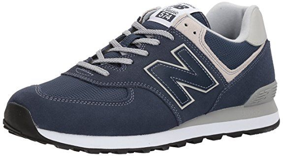 New Balance Herren Ml574E Sneaker, Blau (blue/ML574EGN ...