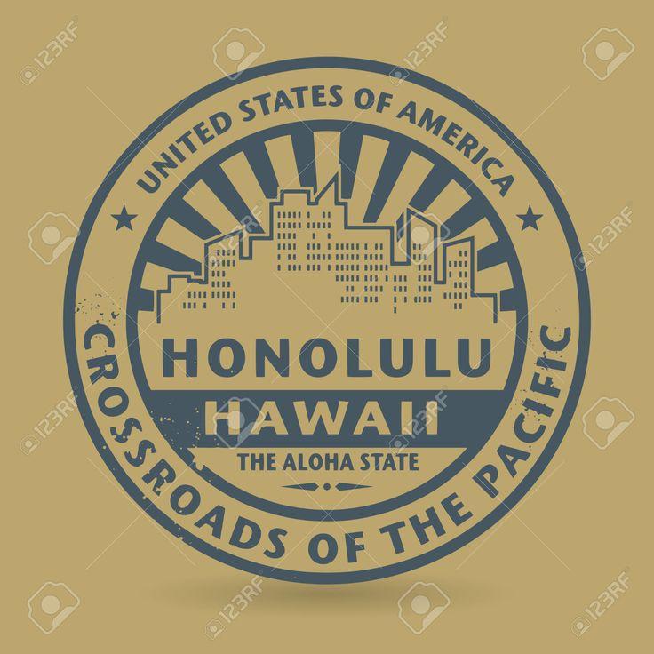 4b25171b62b05ee0f113a04953be9f16 honolulu hawaii vector illustrations