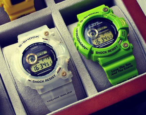 G-Shock !