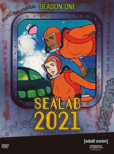 Sealab 2021: Season One [2 Discs] [DVD]