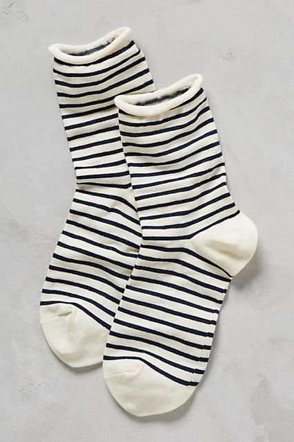 Mattie Crew Socks - anthropologie.com