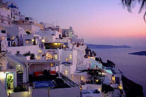 : Places Landscape, Santorini Greece, Best Friends, Pretty Lights, Beautiful Places, Happy Places, Santorini Beautiful, Greek Islands, Gossip Girls