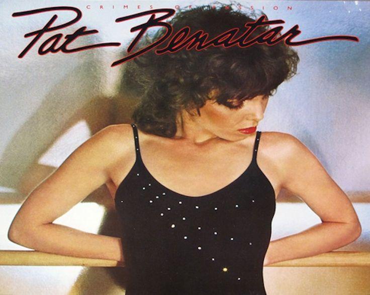 Pat benatar 80s fashion