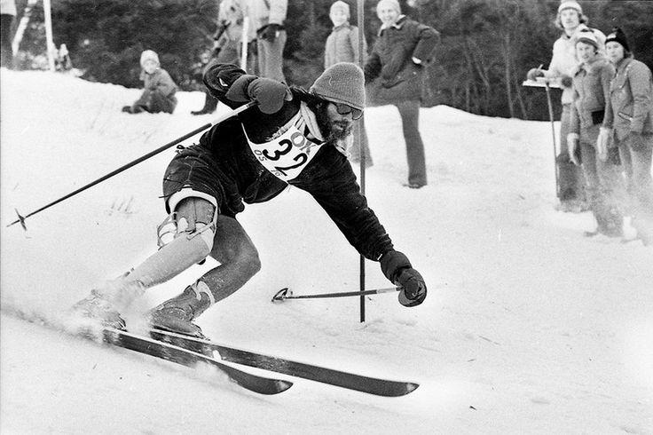 Världens första vinter-OS för handikappade