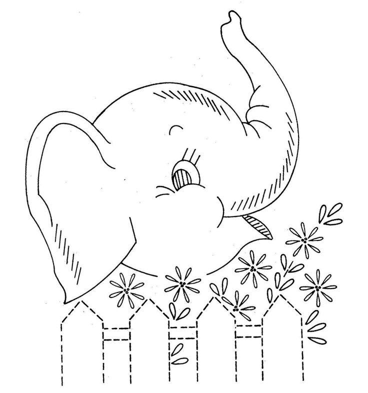 Hand Embroidery Animals Ausbeta
