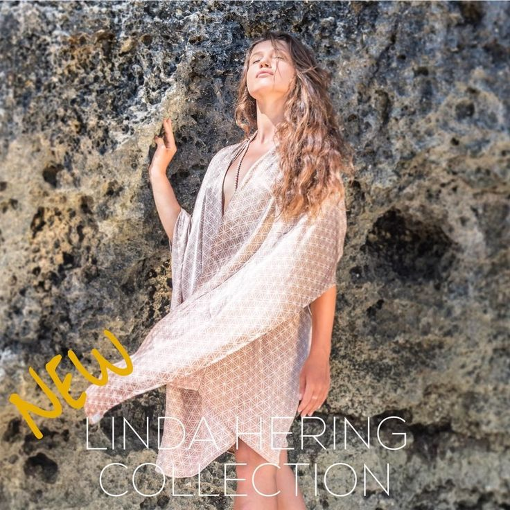 Check out the new LINDA HERING collection www.lindahering.com 💛 #lindahering #madewithloveinbaliღ #handmade #silkkaftan #bali #beachthrow  #newcollection #accessories #musthaves #girlfriend #hippiechic #fashionista  #bohostyle #bohemianstyle #boholuxe #boho #artisinal #freespirit #indonesia #kaftanindonesia #beachfashion #floweroflife