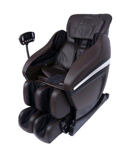 Full Body Zero Gravity Shiatsu Massage Chair Recliner Soft