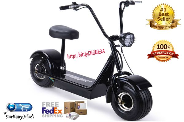 Mototech Big Wheel Electric Scooter Fat Tire Scooter 22 MPH Speed 48V 500w?  The MotoTec Big Wheel Electric Scooter is the most recent prudent answer for day by day transportation, handle any sort of landscape with it's huge 15 inch wheels that...