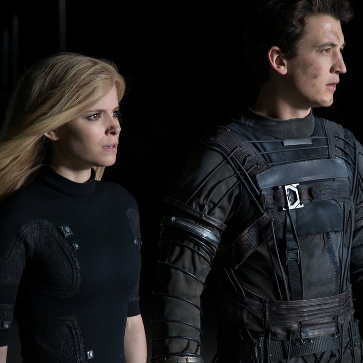 Pin for Later: The New Fantastic Four Trailer Will Make You Excited This Movie Is Getting Remade