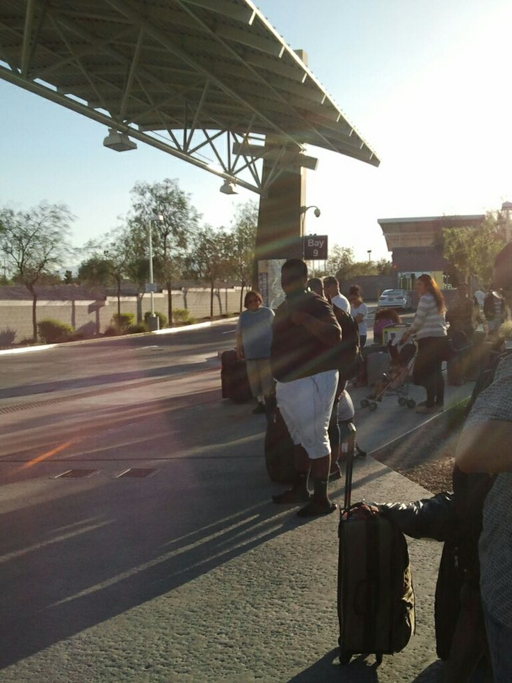 By taking SDX bus near Bellagio hotel, I arrive at a bus station which Mega bus departs to L.A and then, L.A to San Francisco.