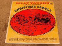 Vintage Billy Vaughn and His Orchestra Christmas Carols Record Vinyl LP Album