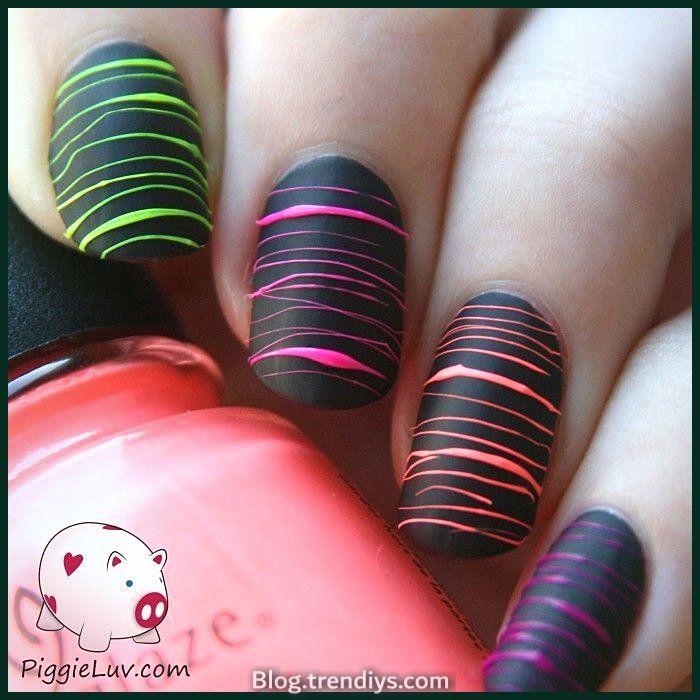 Die besten mit Zucker gesponnenen Nägel, sehr schön und mühelos zu bezeugen!   – Haarfarbe