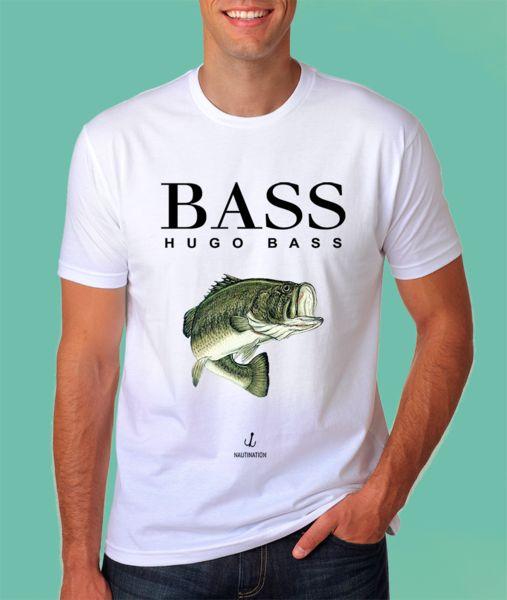 Hugo Bass Tshirt | Nautination gifts for sailors, boaters, fisherman, and…