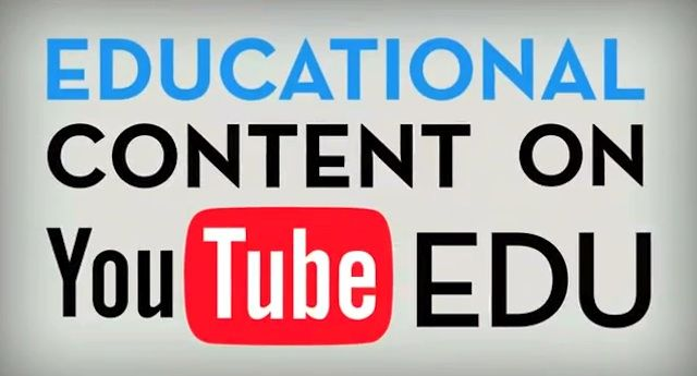 #YouTube EDU brings learners and educators together in a global video classroom.