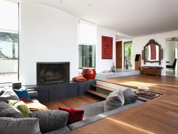 19 Best Sunken Living Room Design Ideas Youu0027d Wish To Own Part 44