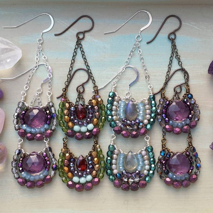 25 best ideas about handmade jewellery on pinterest wire jewelry making jewelry making and. Black Bedroom Furniture Sets. Home Design Ideas
