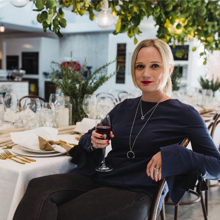 ILVENISTA Jen Bishop, prioritises good wine and good conversation. 🍷😉