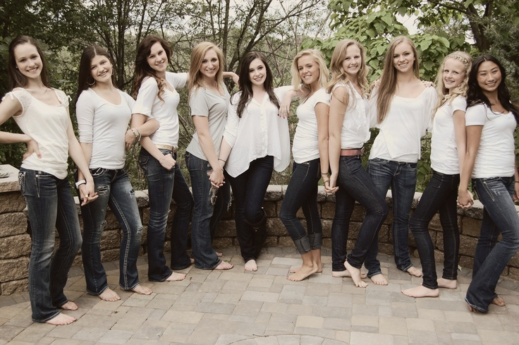 elite dance line #group #group photography
