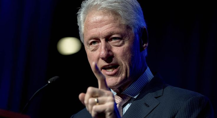 Bill Clinton lauds cities upholding Paris agreement at mayors' summit