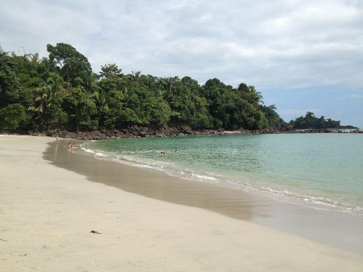 Playa Manuel Antonio in Manuel Antonio, Puntarenas