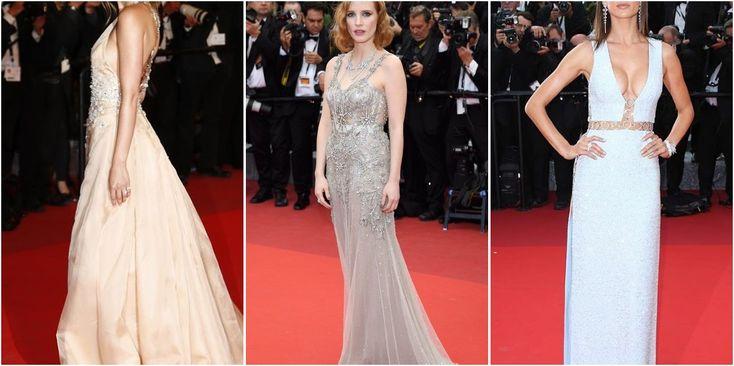 Festival de Cannes 2016: ficha los looks de la alfombra roja