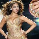 Beyoncè nails #nail #nails  #beauty #nailpolish #nailart #makeup #nailmania #hands #beyonce