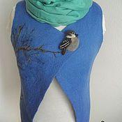 Магазин мастера Barkowool: броши, женские сумки, кофты и свитера, варежки, митенки, перчатки, береты