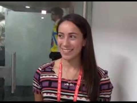 Mariana Pajon orgullosa de tener el Mundial Ciclismo Pista en Cali