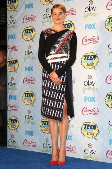 Kendall Jenner Loses 'Fashion Icon' 2014 Teen Choice Award to Zendaya | StyleCaster
