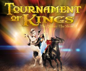 Invading armies! Dancing maidens! Jousting! Fireworks! And eating with your fingers! Fun for all ages Tournament Of Kings is a must for anyone looking for Las Vegas entertainment that everyone can enjoy!