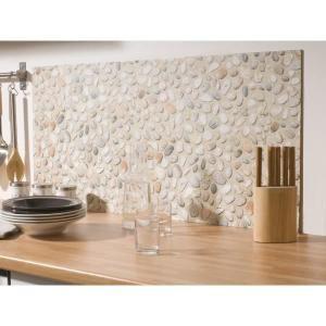 Adhésif salle de bain galet ciment - Achat / Vente stickers Ciment, PVC, plastique   - Soldes* dès le 10 janvier Cdiscount