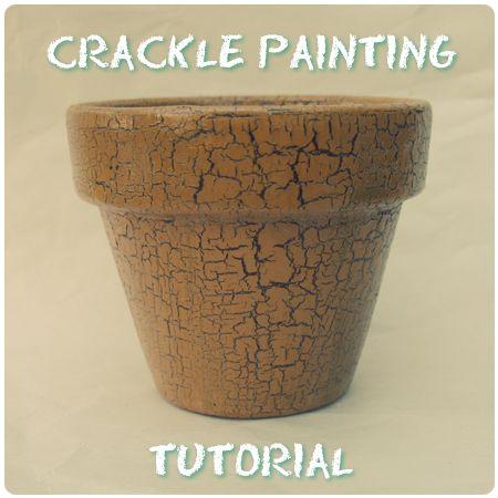 best 20 crackle painting ideas on pinterest. Black Bedroom Furniture Sets. Home Design Ideas