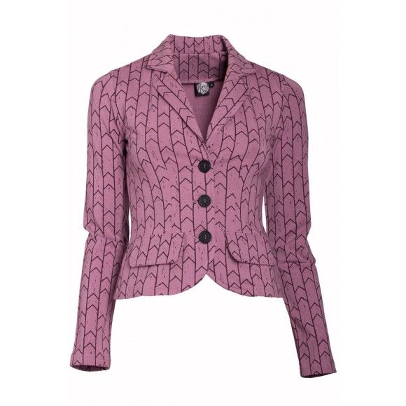 Gorgeous Star Jersey Jacket - under £60 including delivery & Made in UK - different styles available > http://www.madecloser.co.uk/clothes-accessories/women/star-jacket