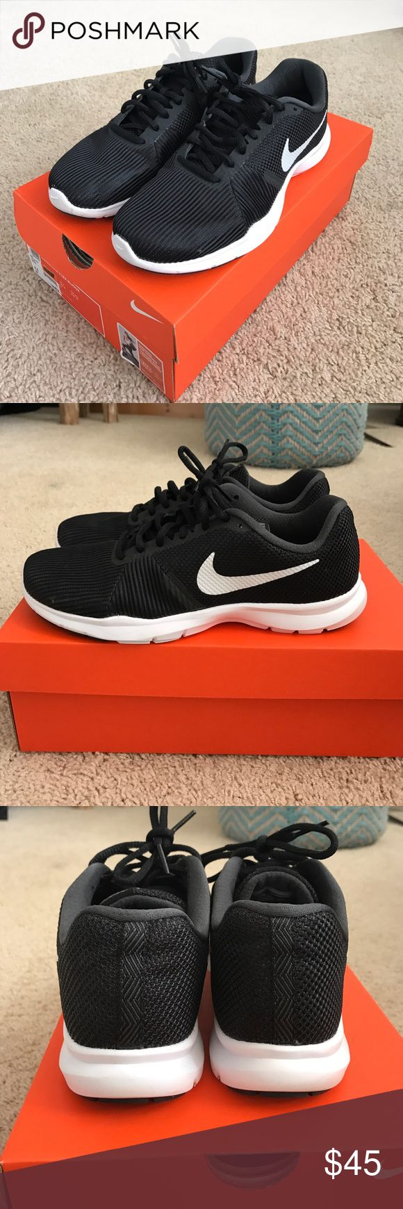 Nike Flex Bijoux Black Sneakers Nikeflex Shoes 8.5 Nike Flex Bijoux Black Sneakers Nikeflex Shoes 8.5. They come with there original box. Worn only once. Excellent condition! Only wear is on the bottom soles. Nike Shoes Sneakers