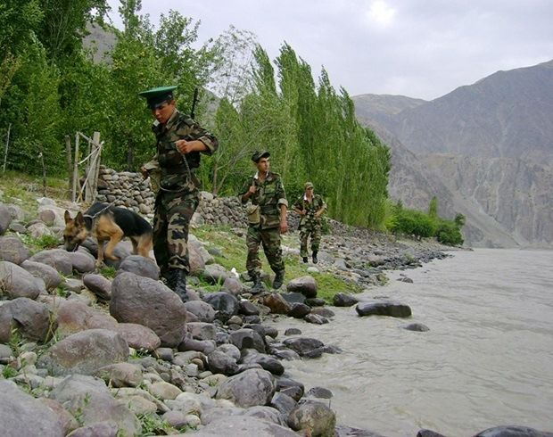IISCA-Blog: Eyeing Taliban, Tajikistan Sets Up New Military Ba...