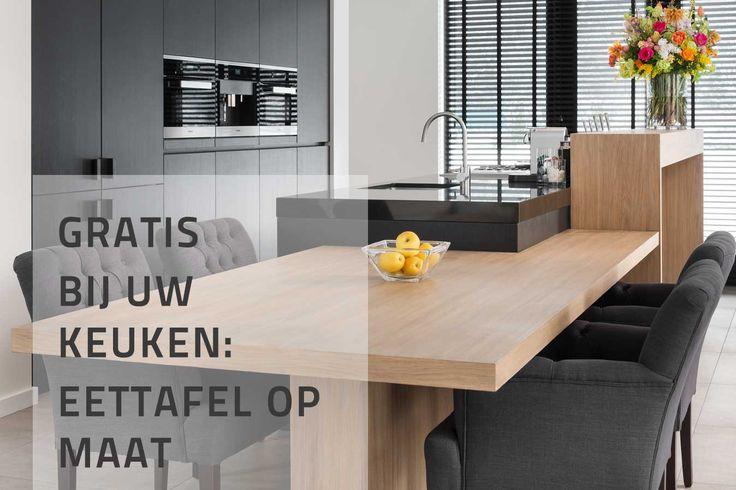 19 best betonnen kook spoeleiland images on pinterest cooking trends 2014 2015 and architects - Moderne keukentafel ...