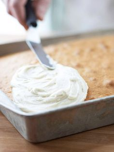 This is the best homemade buttercream frosting recipe we've ever tried. This easy vanilla frosting recipe is made from scratch and can be used for decorating any kind of cake or cupcake. Your baked desserts will taste even better when you add this rich, flavorful frosting to the mix.