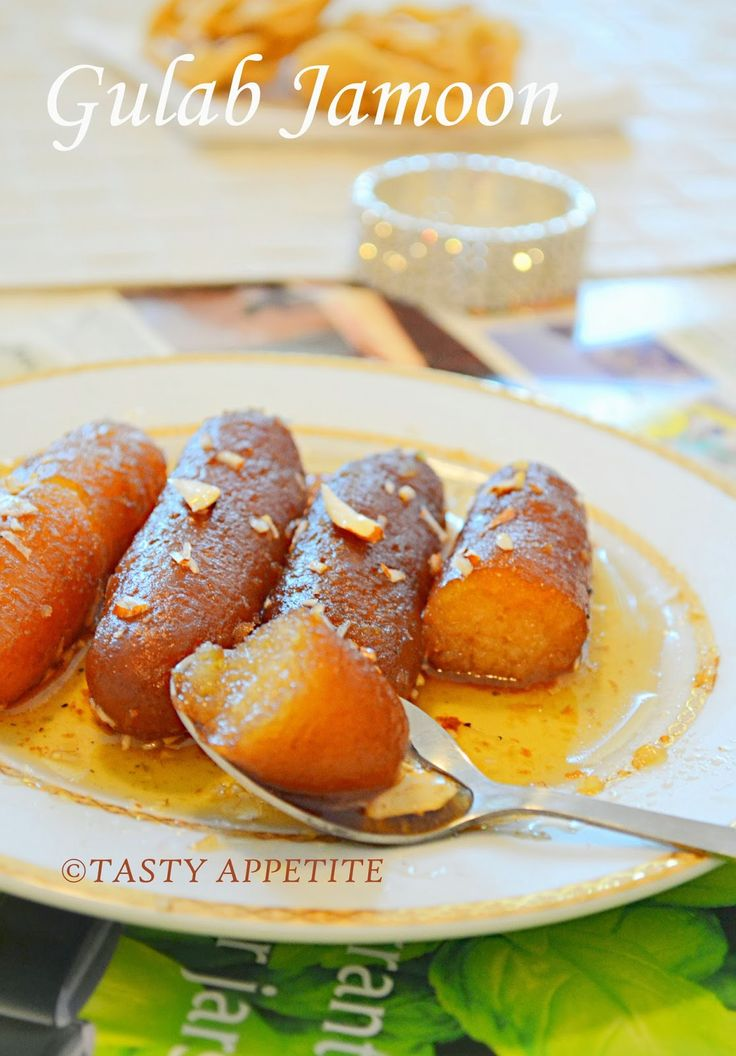 Happy Diwali / How to make Gulab Jamun / Step-by-Step Recipe / Easy Diwali Sweets: | Tasty Appetite