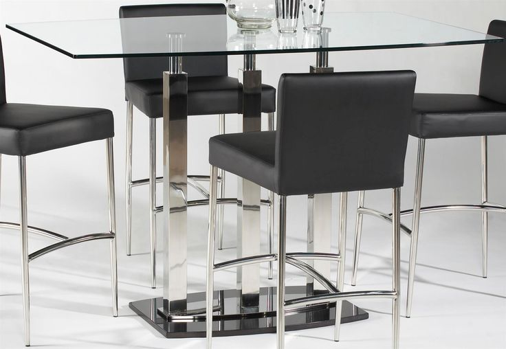 Rectangular Contemporary Glass Dinning Table Cheap
