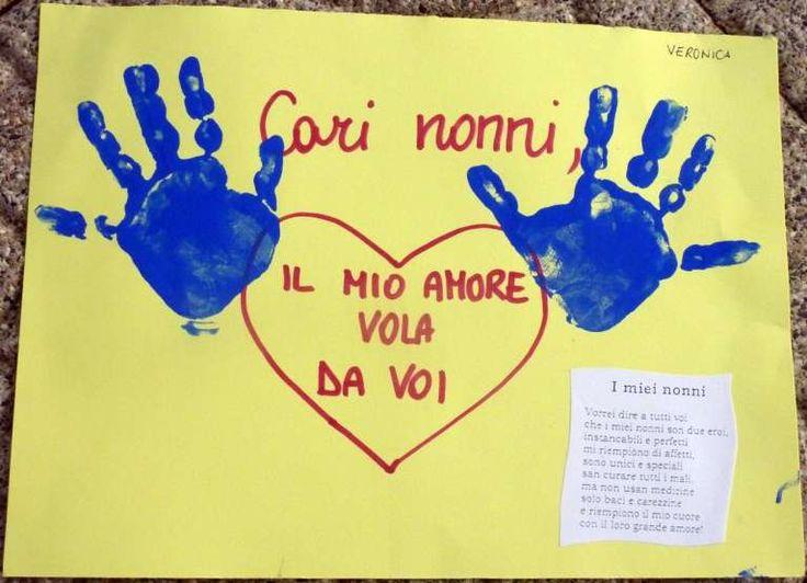 Festa dei Nonni: lavoretti per bambini (Foto 5/40)   PourFemme