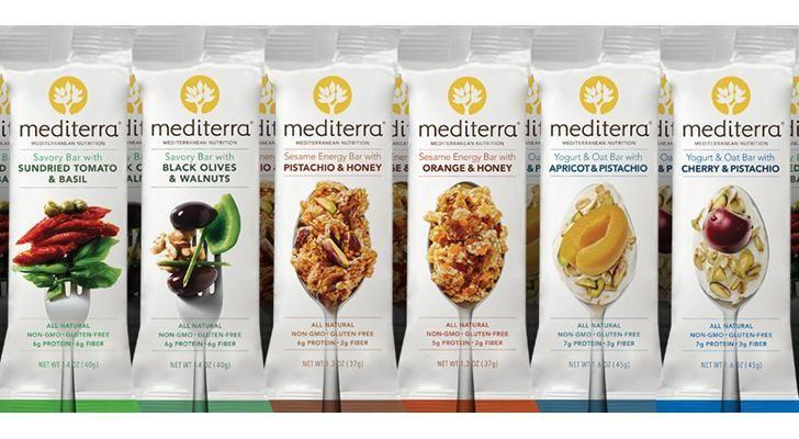 Mediterranean Diet-inspired nutrition bars   Store Brands