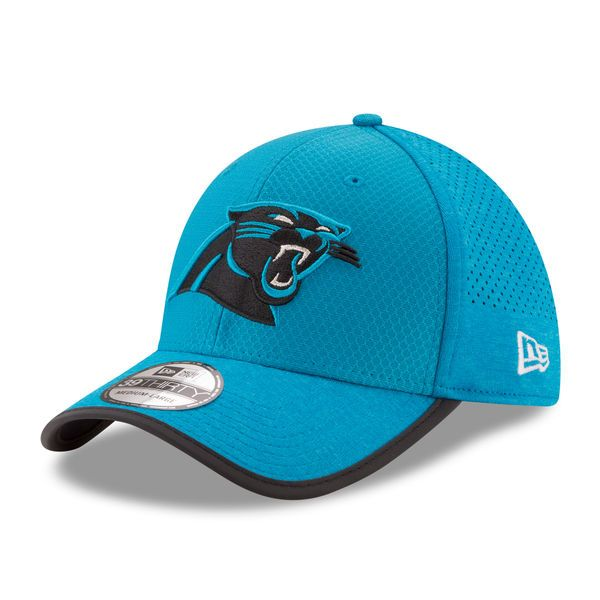 Carolina Panthers New Era 2017 Training Camp Official 39THIRTY Flex Hat - Blue - $33.99