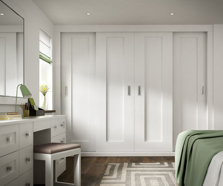 Shaker Sliding Wardrobe Doors   Google Search