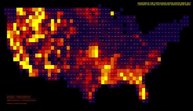 Excel heat map hack