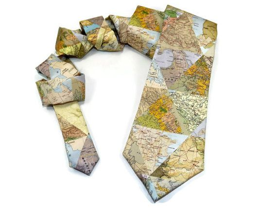 The 25 best map collage ideas on pinterest map crafts old maps map tie world maps map accessory world traveler gift map collage gumiabroncs Gallery