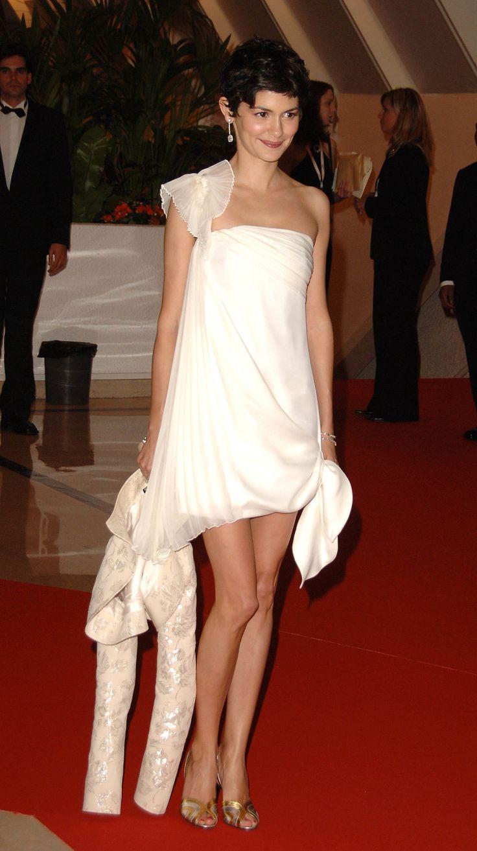 Becca dress white stuff under toenails