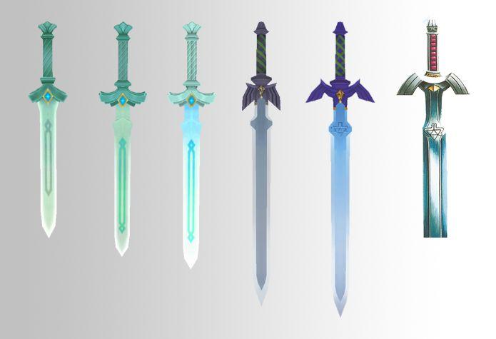 Sword Skyward Sword  S...