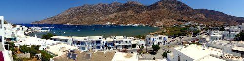 panorama Sifnos island,Greece